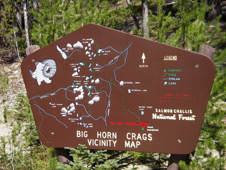 Big Four Wheelers >> Trip Report 7 days... Big Horn Crags