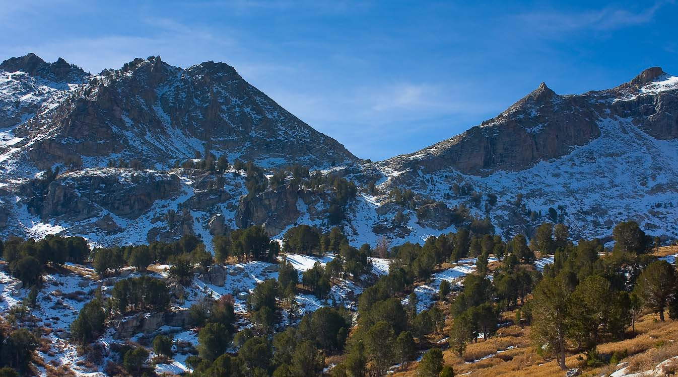 Trip Report Ruby Mountains Nv