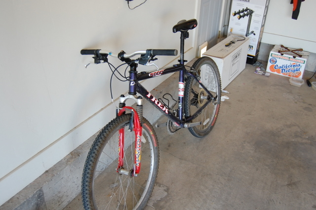 For Sale Sold Trek 6000 Circa 2001 Ish Mountain Bike