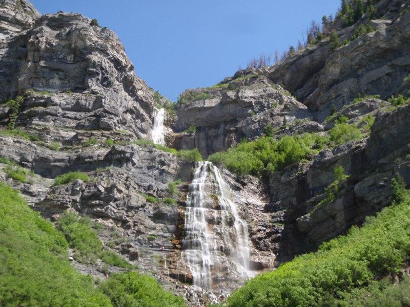 Bridal Veil Falls Utah Restaurant