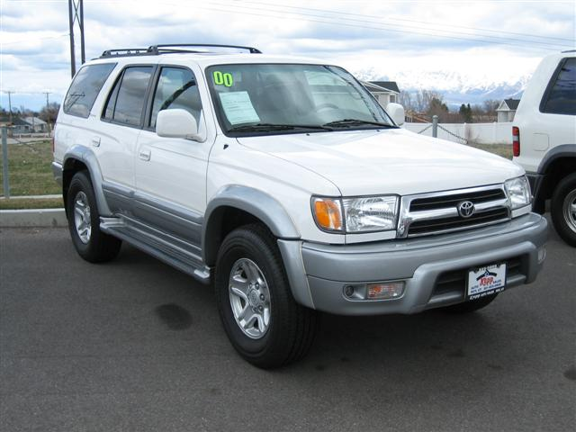 Toyota Four Runner For Sale >> For Sale 2000 TOYOTA 4-RUNNER LIMITED