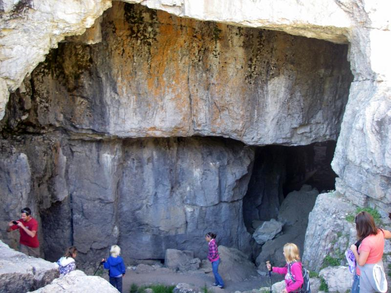 Trip Report Paris Ice Cave Near Bear Lake Idaho