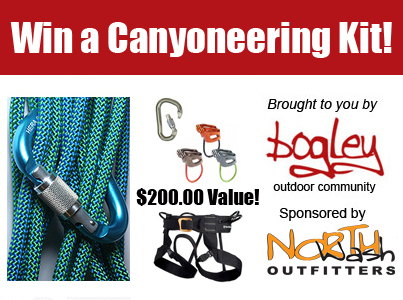 Win a Canyoneering Kit