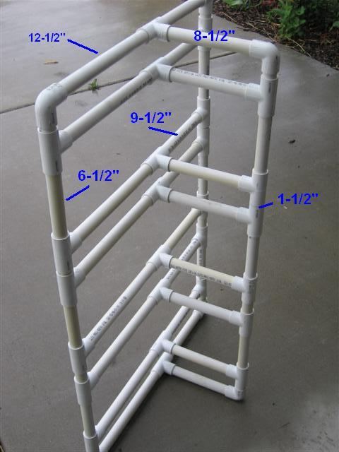 pvc bike rack plans plans diy free download mantle clock