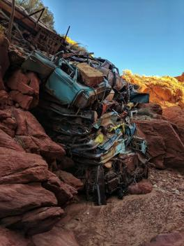 Name:  Catstair_Canyon_Paria_utah_Stacked_Cars.jpg