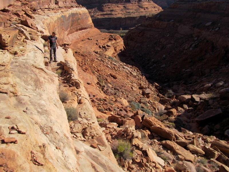 Name:  Upper Wolverton Canyon Trail.JPG Views: 125 Size:  185.3 KB