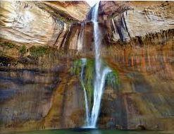 Name:  Lower calf creek falls.JPG Views: 125 Size:  20.8 KB