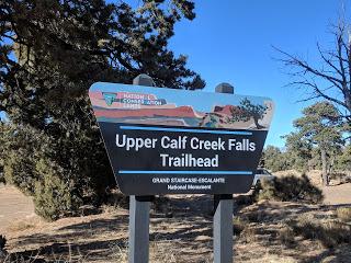 Name:  Upper Calf Creek Falls sign.jpg Views: 105 Size:  46.0 KB