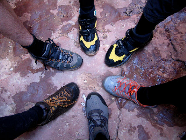 Canyoneering Shoes Five Ten images